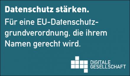 EUDataP stärken